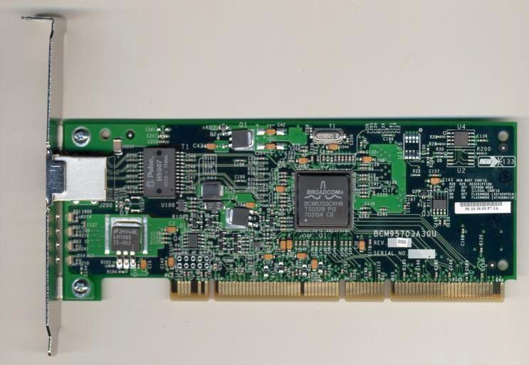 PILOTE ETHERNET GIGABIT GRATUIT BROADCOM NETXTREME BCM5782 PCI TÉLÉCHARGER CONTROLLER